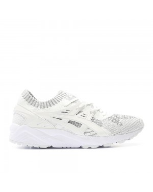 """Asics Tiger Gel-Kayano Trainer Knit """"Reflective Pack"""" white/silver"""
