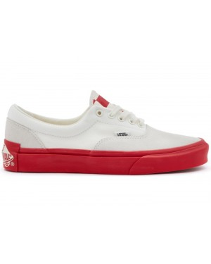 """Purlicue x Vans Vault Era """"Year Of The Pig"""" Marshmallow/Racing Red"""