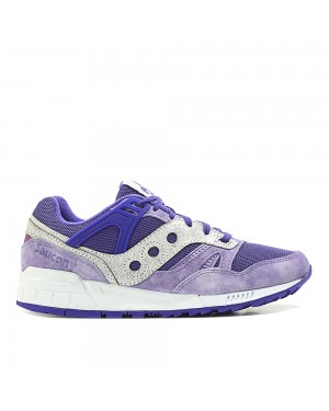 """Saucony Grid SD """"Garden District Pack"""" purple/lilac/white"""
