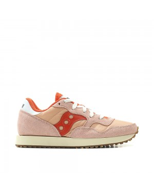 Saucony WMNS DXN Trainer Vintage pink/red/white