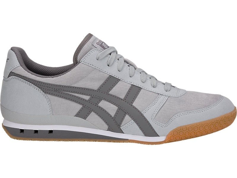 Asics Ultimate 81 Mid Grey/Carbon