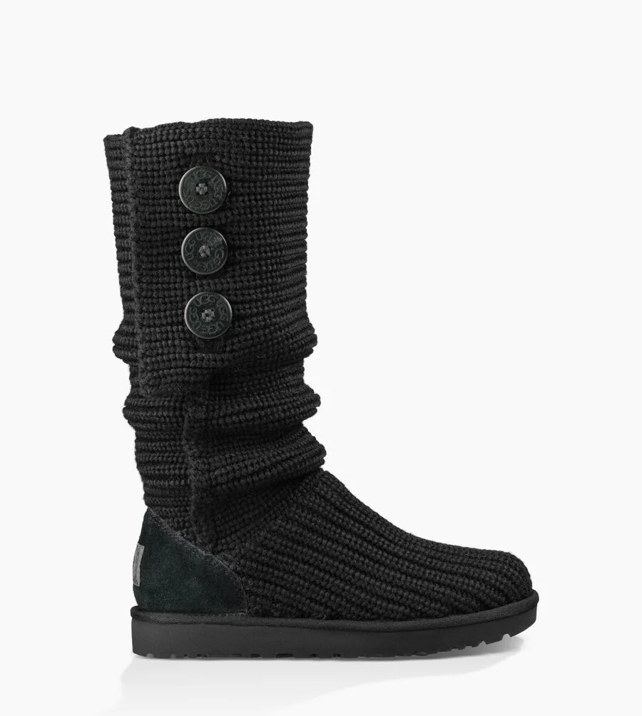 Classic Cardy Boot BLACK