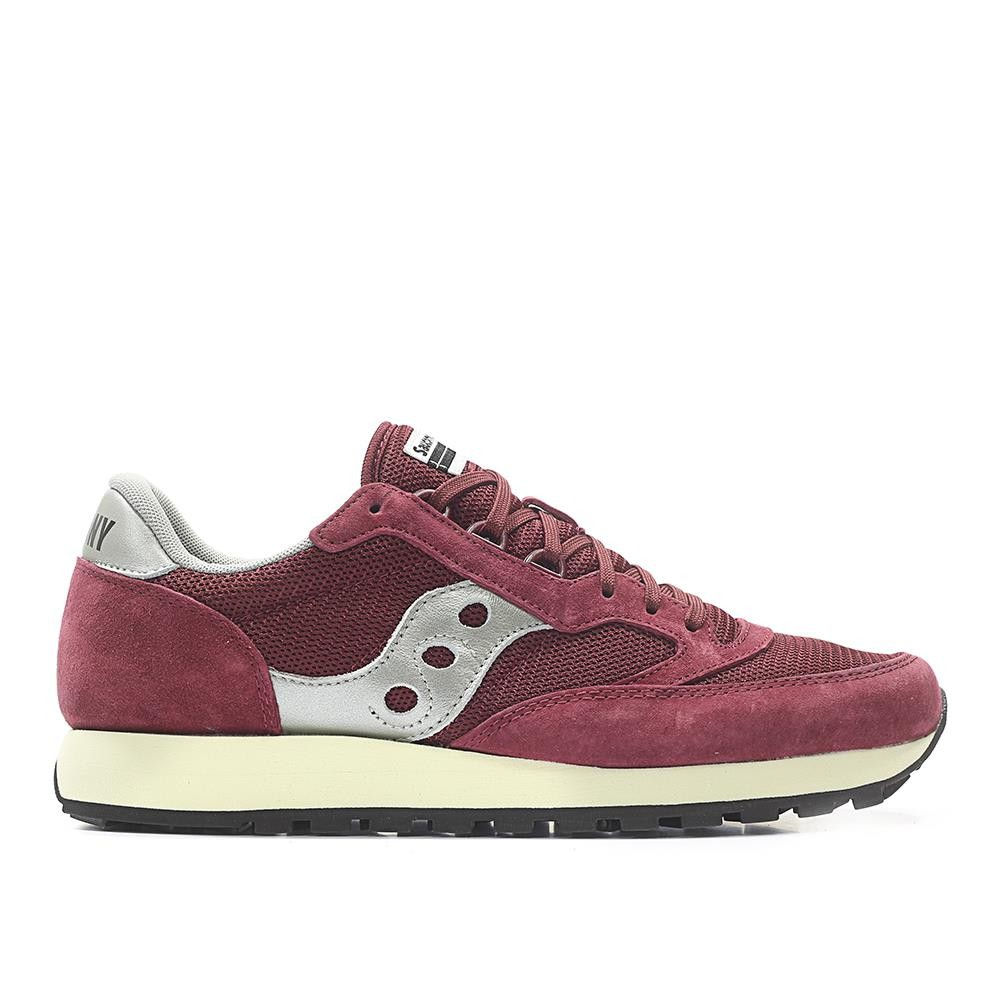 """Saucony Freedom Trainer """"Freedom Trilogy"""" bordeaux/silver"""