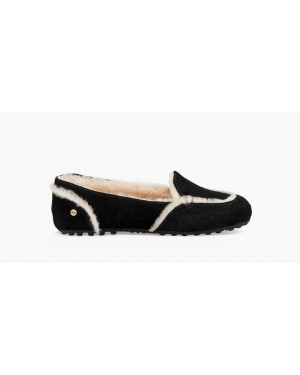 Womens Hailey Loafer Black 1020029-BLK