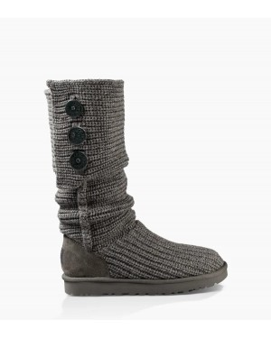 Classic Cardy Boot Grey