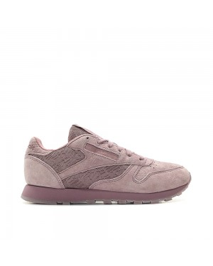 """Reebok Classic Leather Lace WMNS """"Lace Color Wash Pack"""" lilac/lilac"""