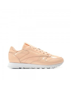 Reebok Classic Leather Patent WMNS rose/white