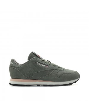 """Reebok Classic Leather WMNS W&W """"Weathered & Washed Pack"""" dark grey/white"""