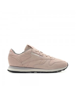 """Reebok Classic Leather WMNS W&W """"Weathered & Washed Pack"""" rose/white"""