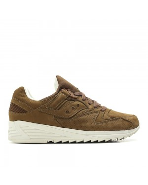 Saucony Grid 8500 HT brown/off-white