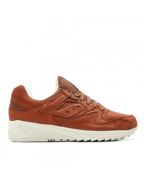 Saucony Grid 8500 HT rusty red/off-white