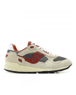Saucony Shadow 5000 Vintage liight grey/red/off-white